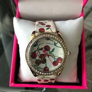 Betsey Johnson Watch. NEW WITH TAGS!